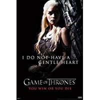 Póster Juego de Tronos. Daenerys Targaryen