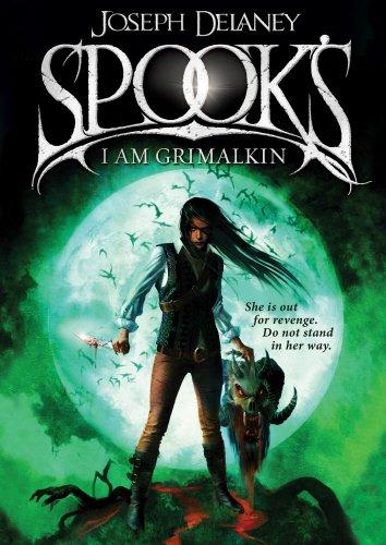 I am Grimalkin