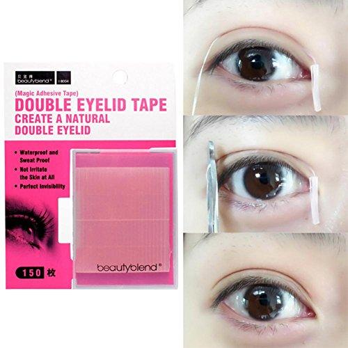 150 Paar Augenlid Tape Augenlid Aufkleber Wasserdicht Invisible Double Eyelid Tape Sticker Faser Atmungs Schweiß Proof