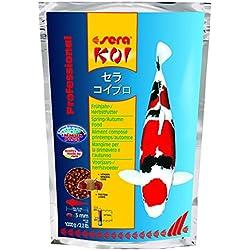 sera 07012 KOI Professional Frühjahr-/Herbstfutter 1000 g - das leicht verdauliche Futter für Temperaturen unter 17 °C