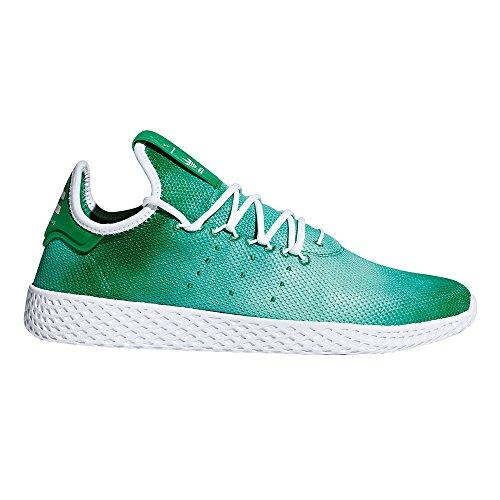 Low-cut-tennis-schuhe (adidas Originals Herren Schuhe/Sneaker PW hu Holi Tennis H Grün 40 2/3)