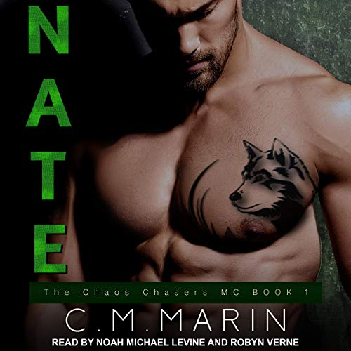 Nate: Chaos Chasers MC, Book 1 Dual-marine Audio