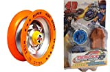 Diecast Yo-Yo Toy for Kids - Multi Color