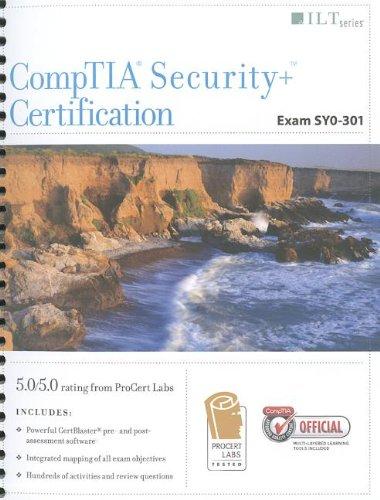 CompTIA Security+ Certification (ILT)