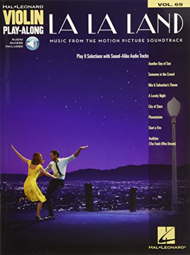 LA LA LAND VIOLIN PLAYALONG VOL 69 (Hal Leonard Violin Play-Along)