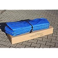 Trampolin Federkranzabdeckung 10 FT oder 305 cmErsatzteil universal blau NEU Randabdeckung Kranz