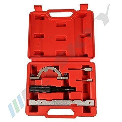 5 pcs OPEL Locking Tool Timing chain tool Adjustment Camshaft