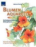 Blumenaquarelle: Die 50 beliebtesten Blütenpflanzen - Adelene Fletcher