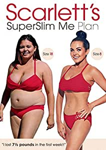 Scarlett's Superslim Me Plan [DVD]