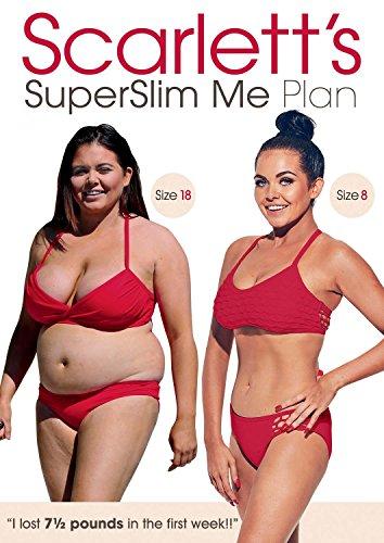 Scarlett's Superslim Me Plan [DVD] UK-Import, Sprache-Englisch