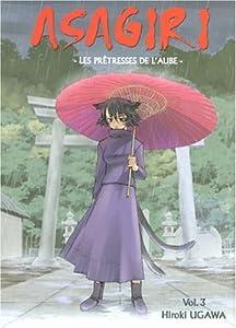 Asagiri, les pretresses de l'aube Edition simple Tome 3