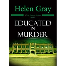 Educated in Murder (Toni Donovan Mystery Book 1) (English Edition)