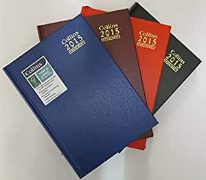 Collins 2015 one day to a page A5 appointment diary