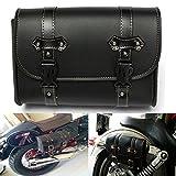 Wooya Motorrad-Sattelleder Beutel-Werkzeugtasche Für Harley Davidson
