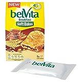 Belvita Soft Filled Chocolate 5 x 40g