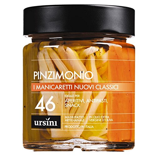 Pinzimonio, Gemüsesticks in Olivenöl