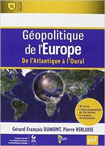 Gopolitique de l'Europe