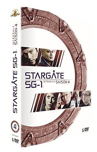 Stargate SG-1 - Saison 4 - Intégrale, DVD/BluRay