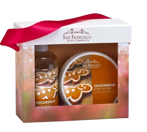 san-francisco-soap-company-holiday-body-wash-body-butter-gift-set-gingerbread-by-san-francisco-soap-