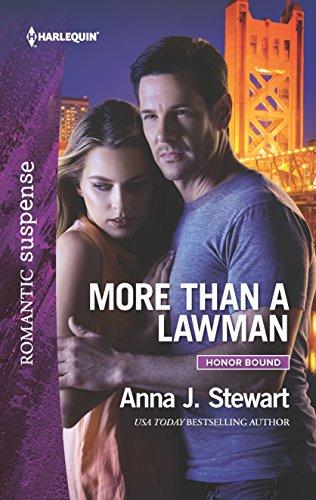 More Than a Lawman (Harlequin Romantic Suspense)