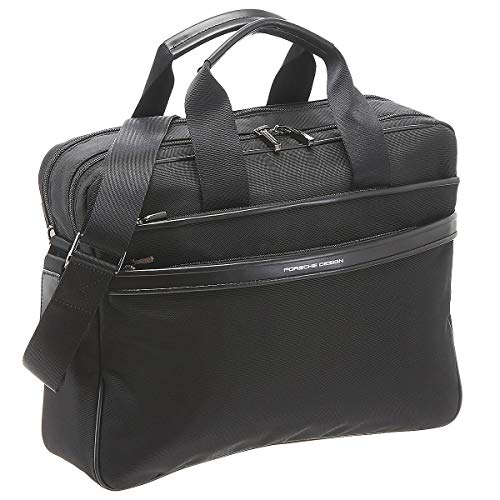 Porsche Design Lane Businesstasche MHz 40 cm Black
