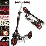 Physionics Monopattino scooter due ruote regolabile per adulti e bambini...