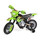 Kinder Elektromotorrad Motocross Quad, Powerakku und Powermotor, Top Design