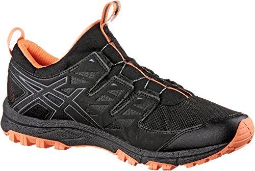 Asics Gel-Fujirado, Chaussures de Running Homme noir/orange