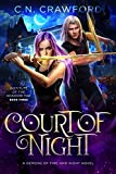Court of Night: A Demons of Fire and Night Novel (Institute of the Shadow Fae Book 3) (English Edition)