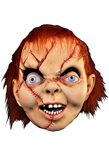Child's Play The Bride Of Chucky: Chucky Latex Mask