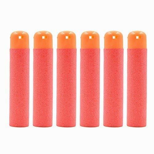 Xiton Buytra 6 Pcs Rojo 9.5cm Mega Dart Refill Pack