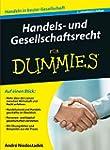 Handels- und Gesellschaftsrecht für D...
