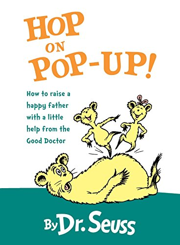 Hop On Pop-up (Mini Pops) por Dr Seuss