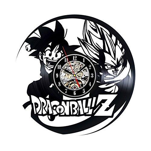 Dragón Ball Z - Reloj Vinilo