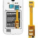 KiwiBird Q-Sim Dual-Sim card adapter adattatore dual sim per Galaxy S3