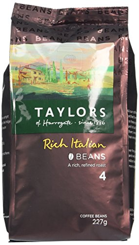 Taylors of Harrogate Rich Italian Coffee Beans 227g (Pack of 3) 515cm7dlUuL