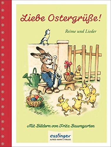 Preisvergleich Produktbild Liebe Ostergrüße!: Reime und Lieder