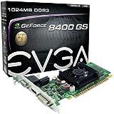 EVGA GeForce 8400 GS 1 GB DDR3 PCI Express 2.0 DVI/HDMI/VGA Graphics Card 01G-P3-1302-LR
