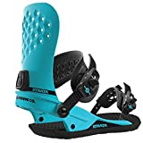 Union Strata Snowboard Bindings Large Hyper Blue