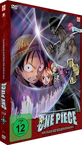 One Piece – 5. Film: Der Fluch des heiligen Schwerts [Limited Edition]