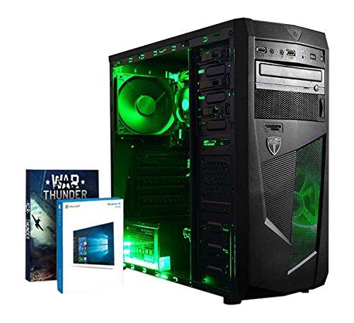 dea8c59a1a6410 VIBOX Submission 6W - Ordenador para Gaming (AMD A8-7600, 8 GB de
