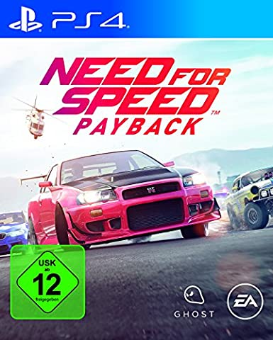 Need for Speed - Payback - [PlayStation 4] (Amazon Und Payback)