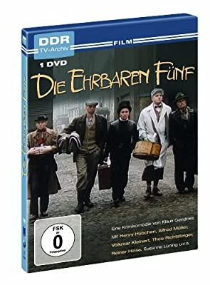 Die ehrbaren Fünf - DDR TV-Archiv