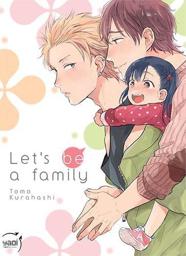 Let's be a family par Tomo Kurahashi