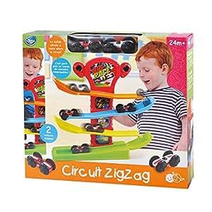 Circuit ZIGZAG + 2 voitures