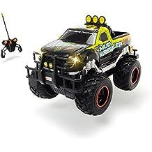 Dickie Toys 201119455 - RC Ford F150 Mud Wrestler, funkferngesteuerter Monstertruck inklusive Batterien, 30 cm