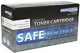 Safeprint CRG729Y–Cartuccia di toner compatibile con Canon I-Sensys LBP 7010C/LBP 7018–c-k 1000pagine Giallo