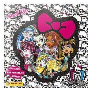 Panini mhsp Monster High Aufkleber Starter Pack (Aufkleber Monster High)