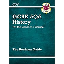 GCSE History AQA Revision Guide - for the Grade 9-1 Course (CGP GCSE History 9-1 Revision)