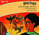 Harry Potter, IV : Harry Potter et la Coupe de Feu de J. K. Rowling